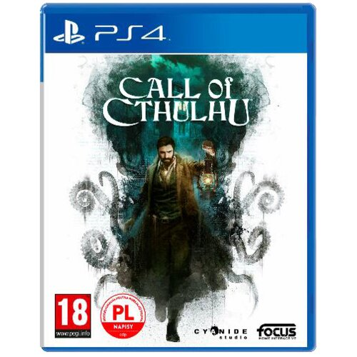 Call of Cthulhu Gra PS4 (Kompatybilna z PS5)