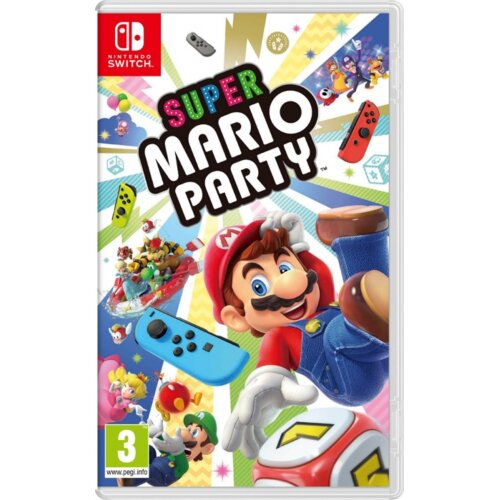 Super Mario Party Gra NINTENDO SWITCH