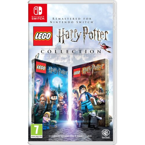 LEGO Harry Potter Collection Gra NINTENDO SWITCH