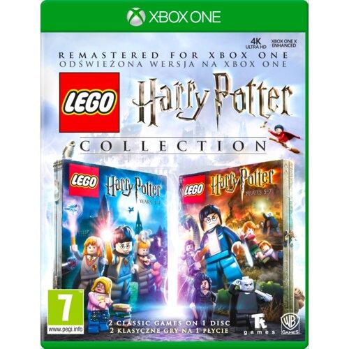 LEGO Harry Potter Collection Gra Xbox One (Kompatybilna z Xbox Series X)