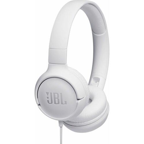 Słuchawki nauszne JBL TUNE 500 Biały