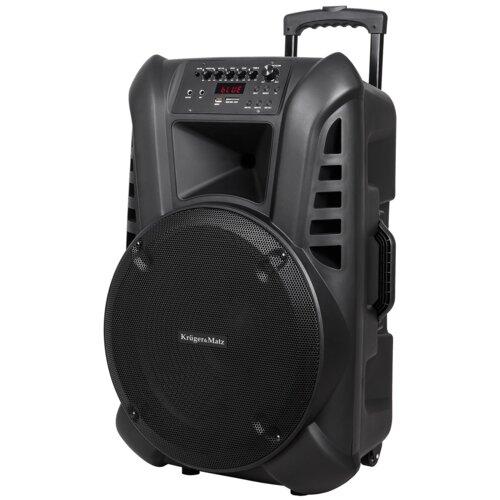 Power audio KRÜGER&MATZ KM1715 Czarny