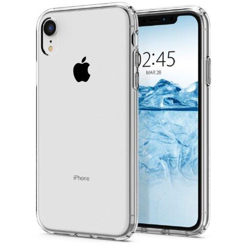 Etui SPIGEN Liquid Crystal do iPhone XR Przezroczysty