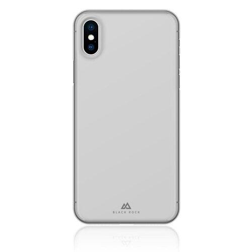 Etui BLACK ROCK Ultra Thin Iced do Apple iPhone Xs Przezroczysty
