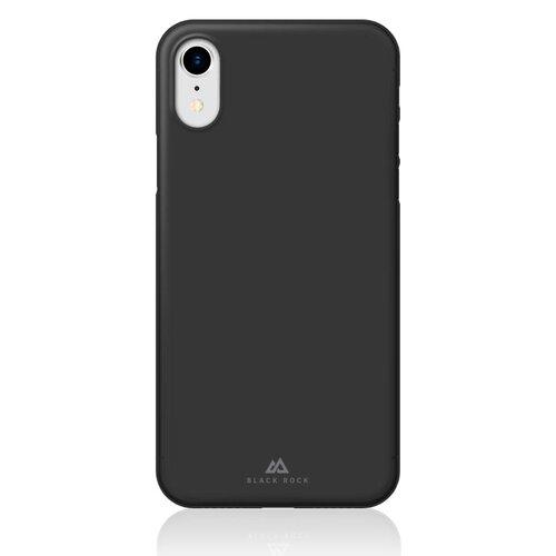 Etui BLACK ROCK Ultra Thin Iced do Apple iPhone Xr Czarny