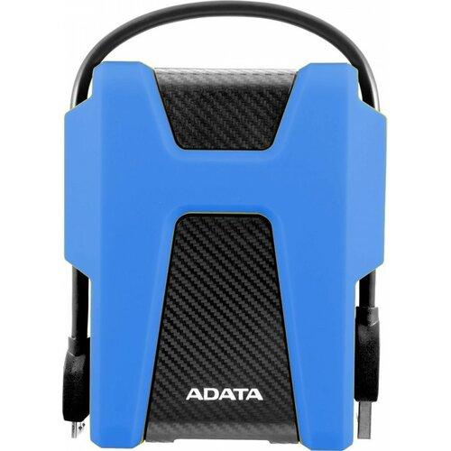 Dysk ADATA Durable HD680 1TB HDD Niebieski