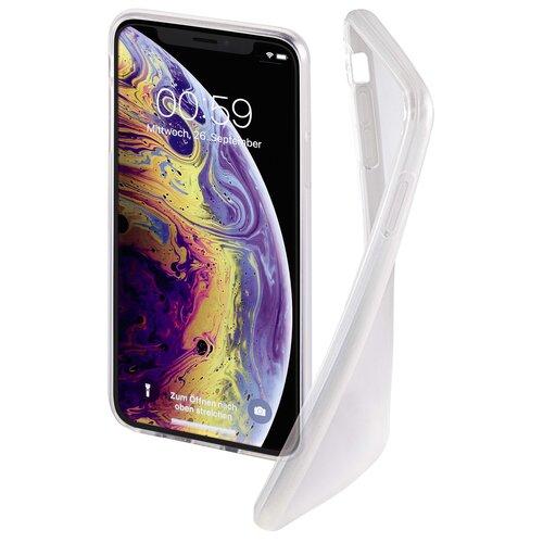 Etui HAMA Crystal Clear do Apple iPhone Xs Przezroczysty