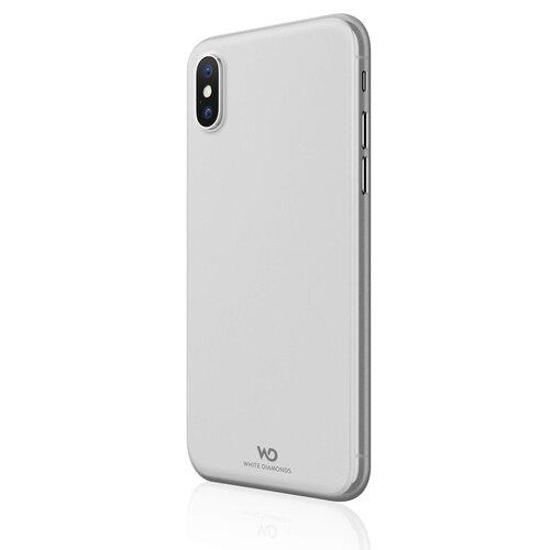 Etui WHITE DIAMONDS Ultra Thin Iced do Apple iPhone Xs Przezroczysty