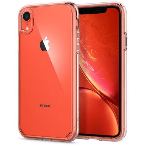 Etui SPIGEN Ultra Hybrid do iPhone XR Przezroczysty