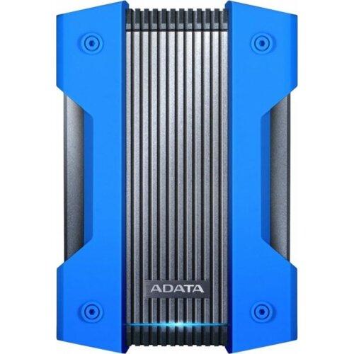 Dysk ADATA HD830 2TB Niebieski