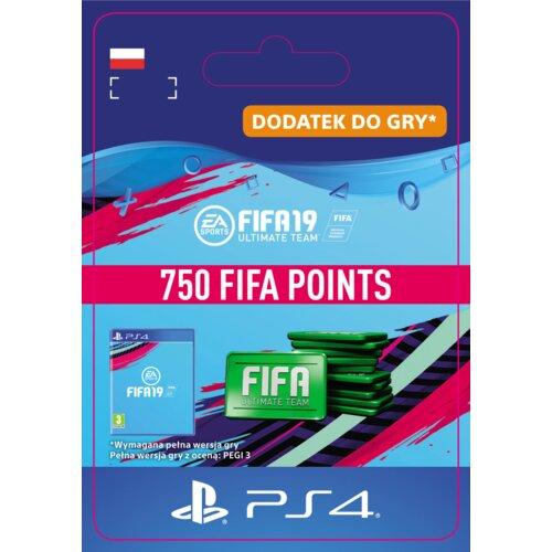 Kod aktywacyjny FIFA 19 Ultimate Team - 750 punktów