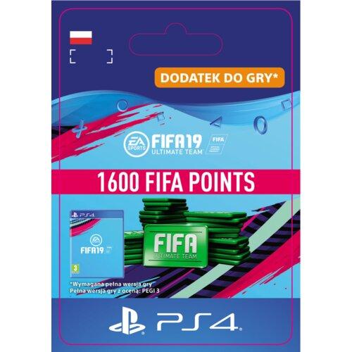 Kod aktywacyjny FIFA 19 Ultimate Team - 1600 punktów