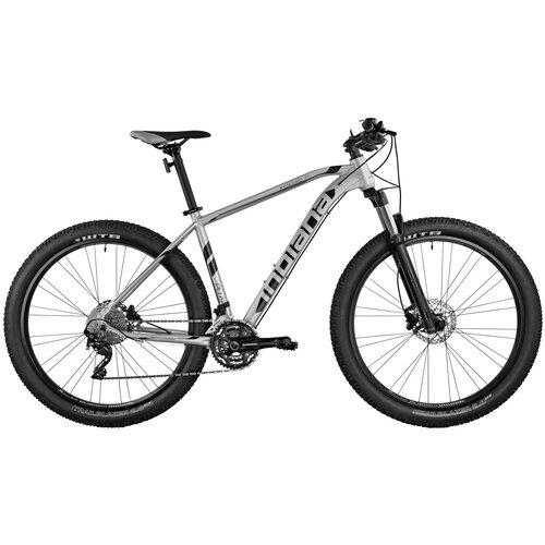 Rower górski MTB INDIANA X-Enduro 7.7 M21 27.5 cala męski Czarno-szary