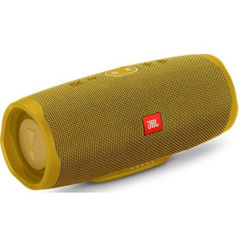 Głośnik mobilny JBL Charge 4 Żółty