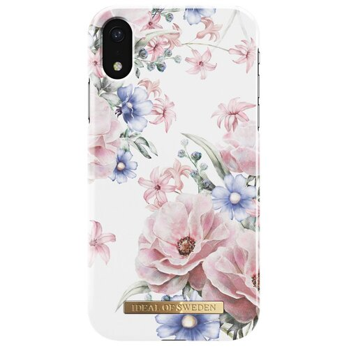 Etui IDEAL OF SWEDEN Fashion Case Floral Romance do iPhone XR