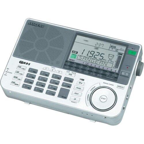 Radio SANGEAN ATS-909 X Biało-szary