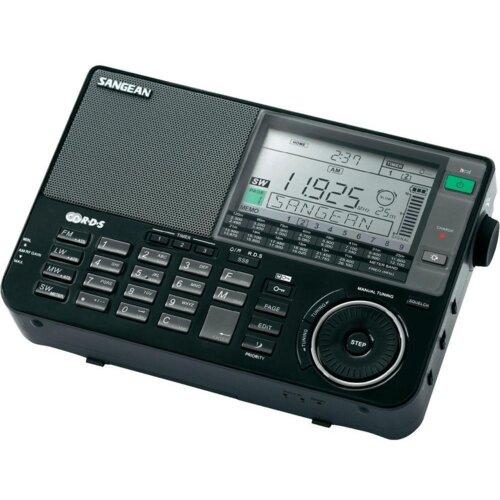 Radio SANGEAN ATS-909 X Czarny