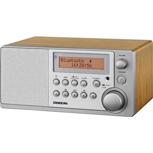 Radio SANGEAN DDR-31 Brązowo-biały