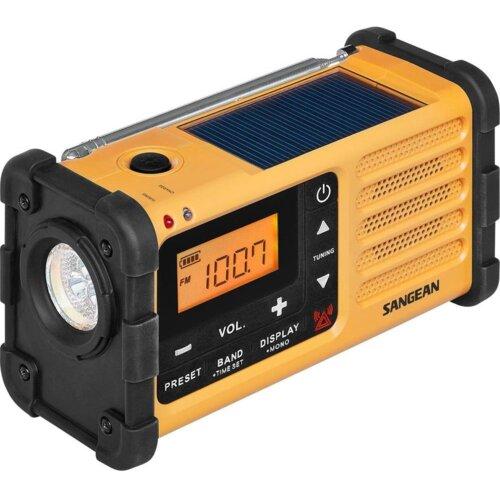 Radio SANGEAN MMR-88 Żółto-czarny