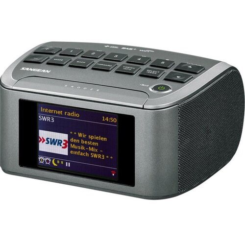 Radio SANGEAN RCR-11 WF Szary