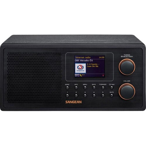 Radio SANGEAN WFR-30 Czarny