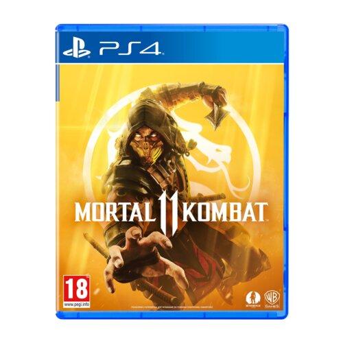 Mortal Kombat XI Gra PS4 (Kompatybilna z PS5)