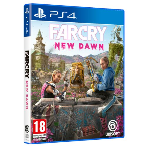 Far Cry: New Dawn Gra PS4 (Kompatybilna z PS5)