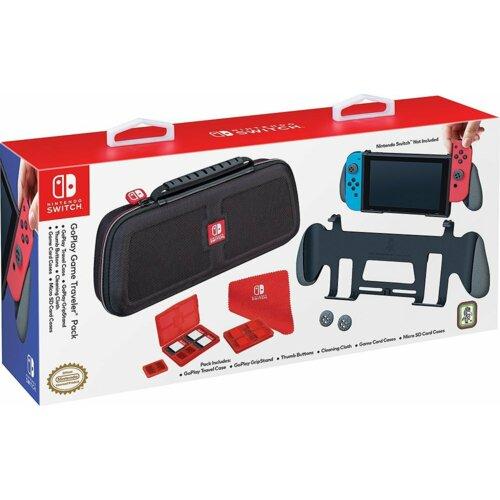 Zestaw akcesoriów BIGBEN Grip GoPlay do Nintendo Switch