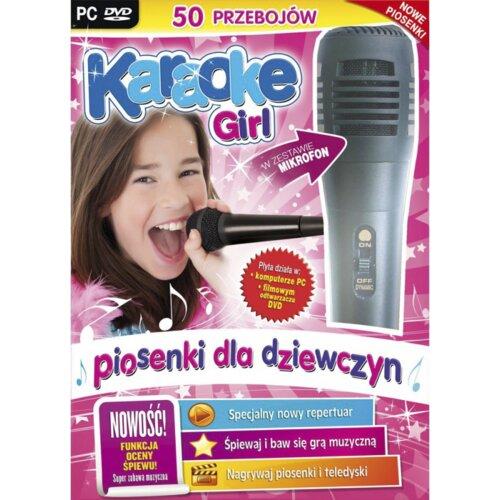 Karaoke Girl: Piosenki dla Dziewczyn + Mikrofon Gra PC