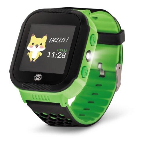 Smartwatch FOREVER Find Me KW-200 Zielony