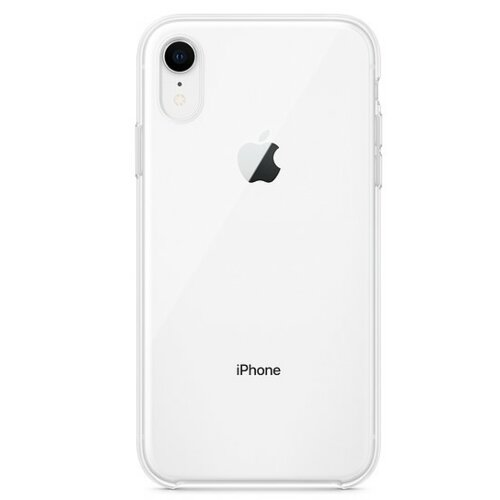Etui APPLE MRW62ZM/A do Apple iPhone XR Przezroczysty