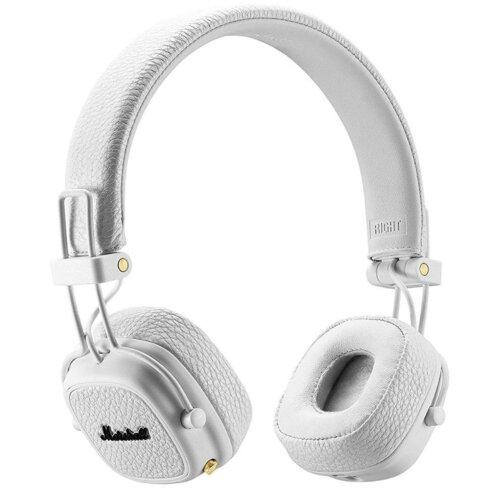 Słuchawki nauszne MARSHALL Major III Bluetooth Biały