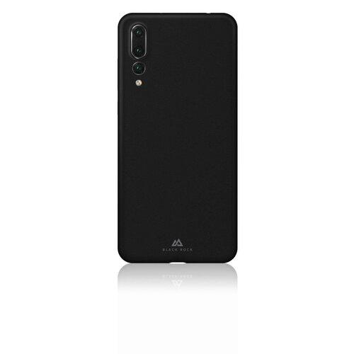 Etui BLACK ROCK Ultra Thin Iced dla Huawei P20 Pro Czarny