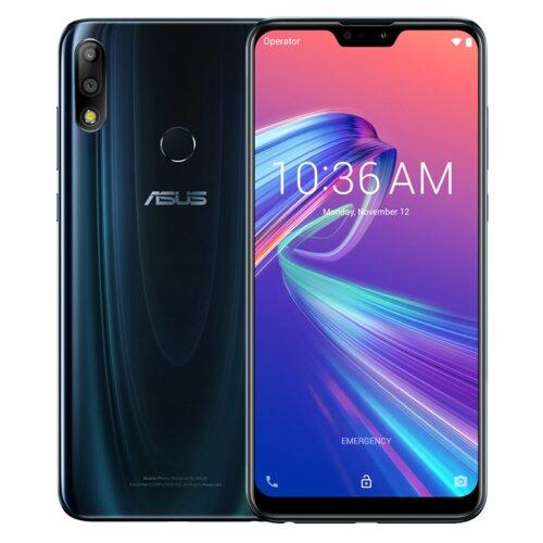 """Smartfon ASUS ZenFone Max Pro M2 6/64GB 6.3"""" Niebieski ZB631KL-4D067EU"""