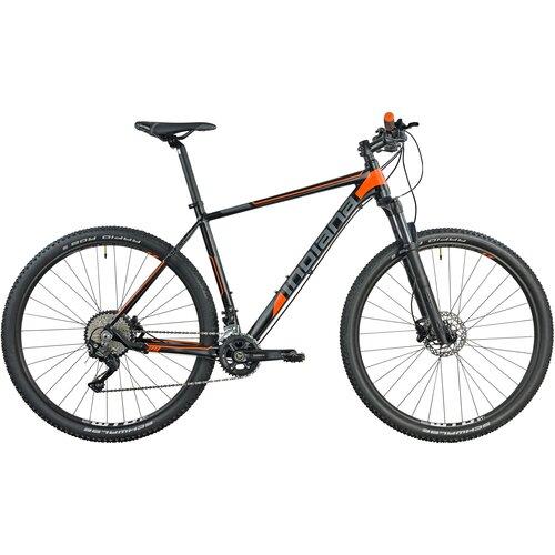 Rower górski MTB INDIANA Storm X7 M21 29 cali męski Czarno-pomarańczowy