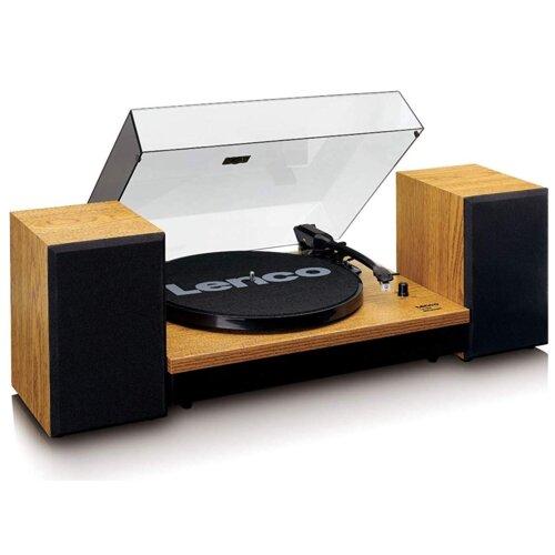 Gramofon LENCO LS-300 Brązowy