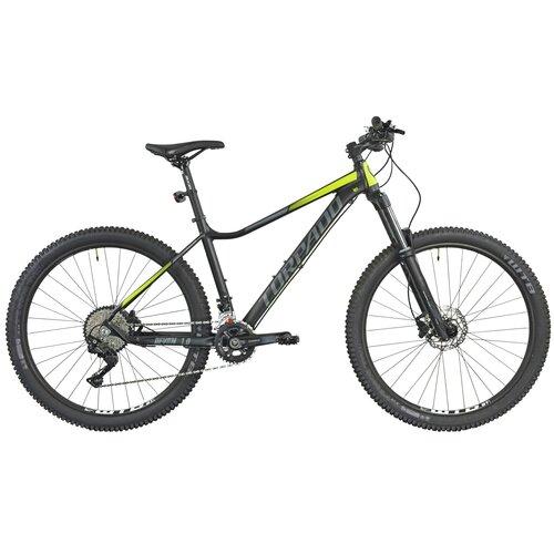 Rower górski MTB TORPADO Devon 1.0 M19 27.5 cala męski Czarno-zielony