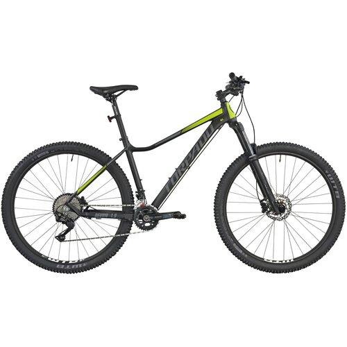 Rower górski MTB TORPADO Devon 1.9 M20 29 cali męski Czarno-zielony
