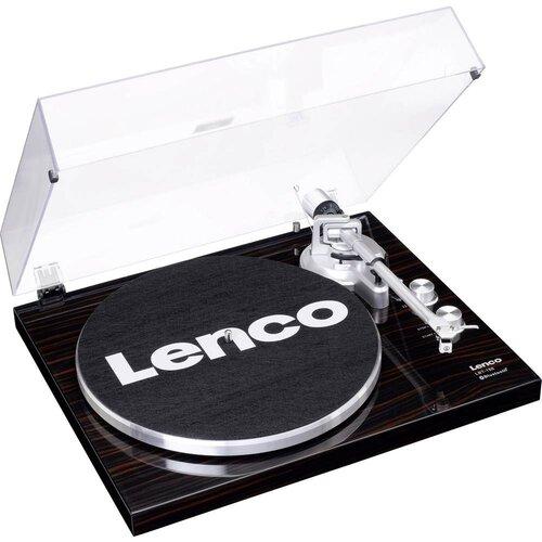 Gramofon LENCO LBT-188 WA Ciemnobrązowy