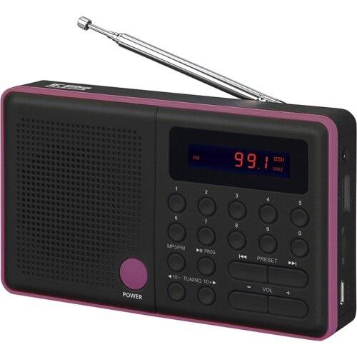 Radio ELTRA Pliszka Czarny