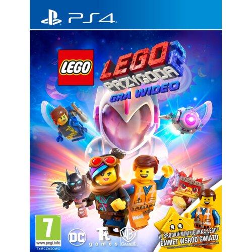LEGO: Przygoda 2 + Figurka Gra PS4 (Kompatybilna z PS5)