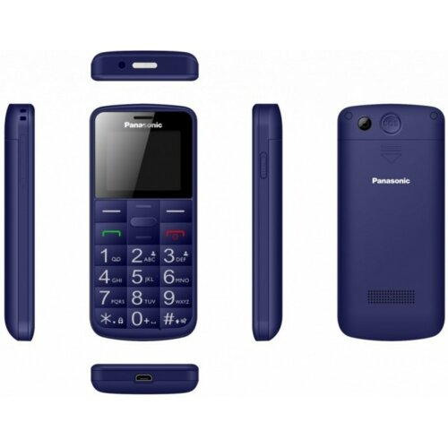 Telefon PANASONIC KX-TU110EXV Fioletowy