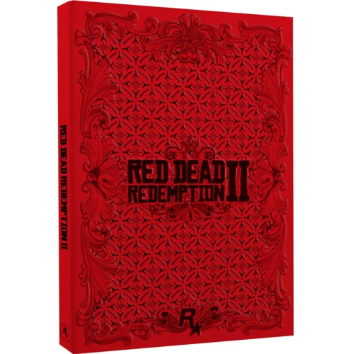 Steelbook do gry Red Dead Redemption 2