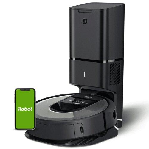 Robot sprzątający IROBOT Roomba I7+ (I755040)