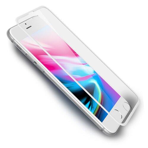 Szkło hartowane ROCK do iPhone 6/6S/7/8 PLUS Biały
