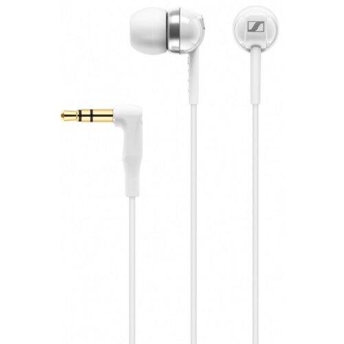 Słuchawki dokanałowe SENNHEISER CX 100 Biały