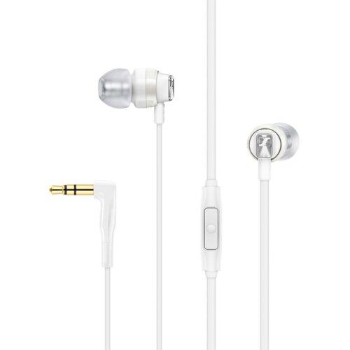 Słuchawki dokanałowe SENNHEISER CX 300S Biały