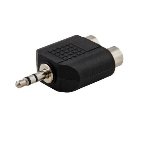 Adapter Jack 3.5mm – 2xRCA SAVIO CLS-19