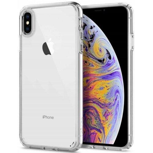 Etui SPIGEN Ultra Hybrid do Apple iPhone X/Xs Przezroczysty