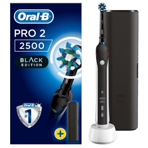 Szczoteczka rotacyjna ORAL-B PRO 2 2500 Czarny